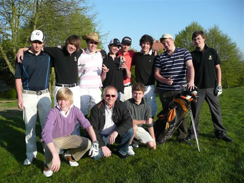 Golfcup 2010